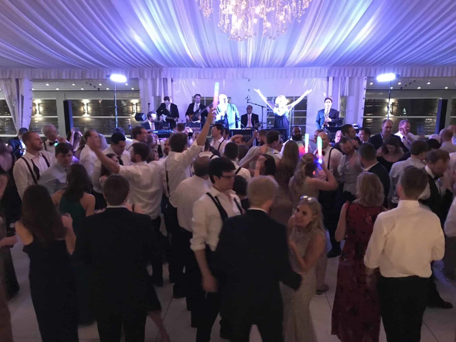 What is Dancing Between Courses/East Coast Style Wedding?