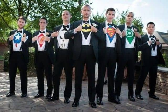 Awesome geeky wedding ideas