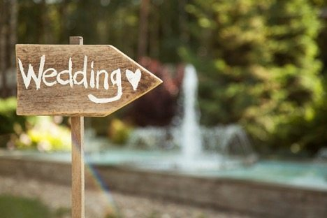 Spring Wedding Dos and Don'ts  by Naomi Shaw