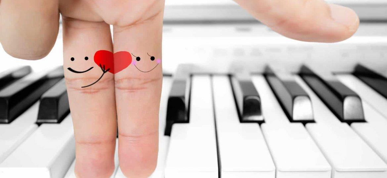 Piano Wedding Band
