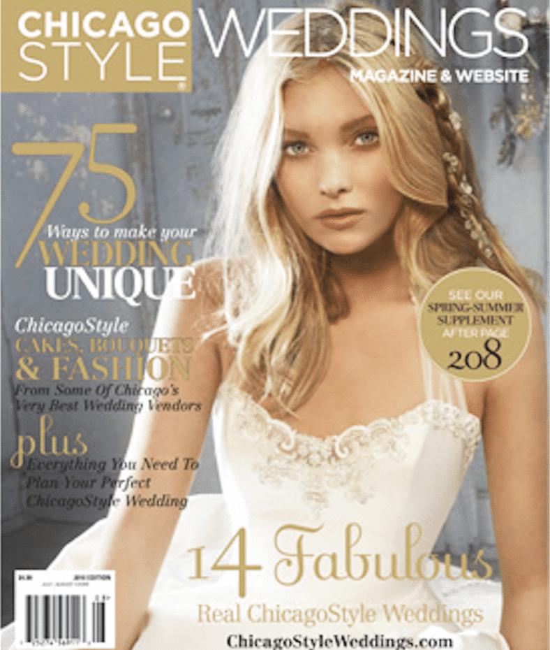Chicago Style Weddings Magazine
