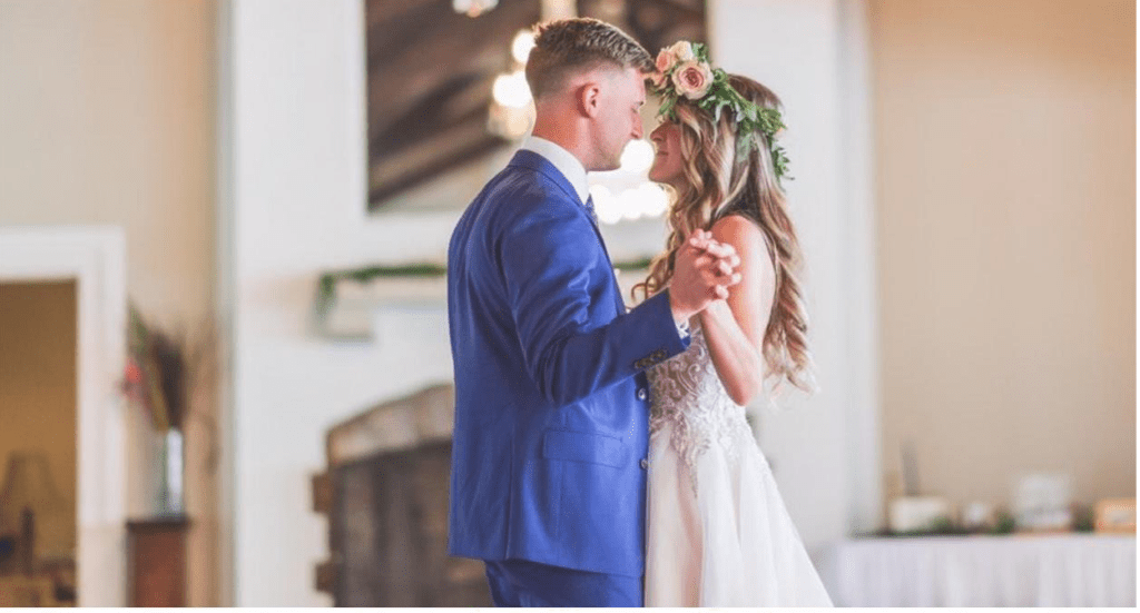 Chicago Wedding Bride and Groom