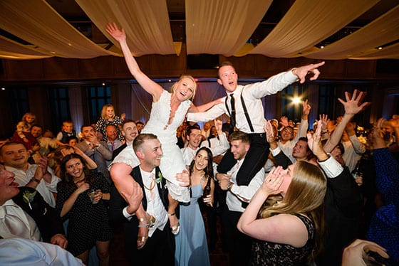 Chicago Live Wedding Band Packed Dance Floor