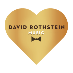 DRM Gold Heart Logo